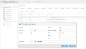 Virtualizace Proxmox – instalace a konfigurace