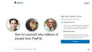 Jak založit účet na Paypal?