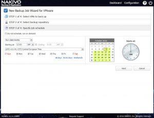 NAKIVO Backup&Replicator – Instalace a Konfigurace na Ubuntu