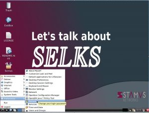 SELKS netflow monitor – Instalace, konfigurace