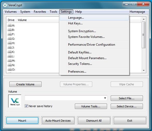 VeraCrypt - Instalace na Linux Mint a Windows | Nápovědy